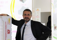 SCF Packaging, Alessandro Scurria (general manager).