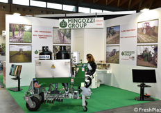 Lo stand Mingozzi Group