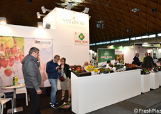 Lo stand Royal Seeds e Suba Seeds