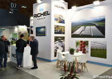 Lo stand Richel Group