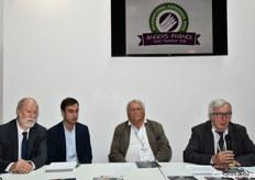 La conferenza stampa di presentazione dell'International Asparagus Day