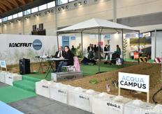 Una parte dell'AcquaCampus