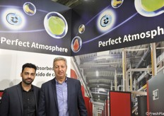 Fruit Control Equipment: Vitantonio Tateo e Luca Bruglia