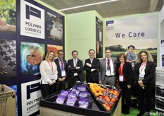 Il team di Polymer Logistics