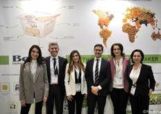 Il team di Besana presente in fiera