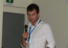 """Filippo Dalmonte (in foto) si e' laureato a Bologna in Ortofrutticoltura Internazionale, con 110/110 e lode, discutendo una tesi dal titolo ""Fine mapping of resistance against Plum Pox Virus strains M and D, located in chromosome 1 of apricot cultivar Lito""."""
