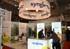Stand Syngenta.