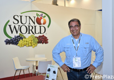 Sun World Innovations. Maurizio Ventura, licensing manager Europe.