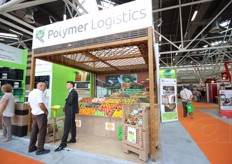 Lo stand Polymer Logistics.